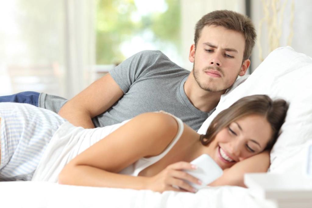Phubbing: Sind Smartphones Beziehungskiller?